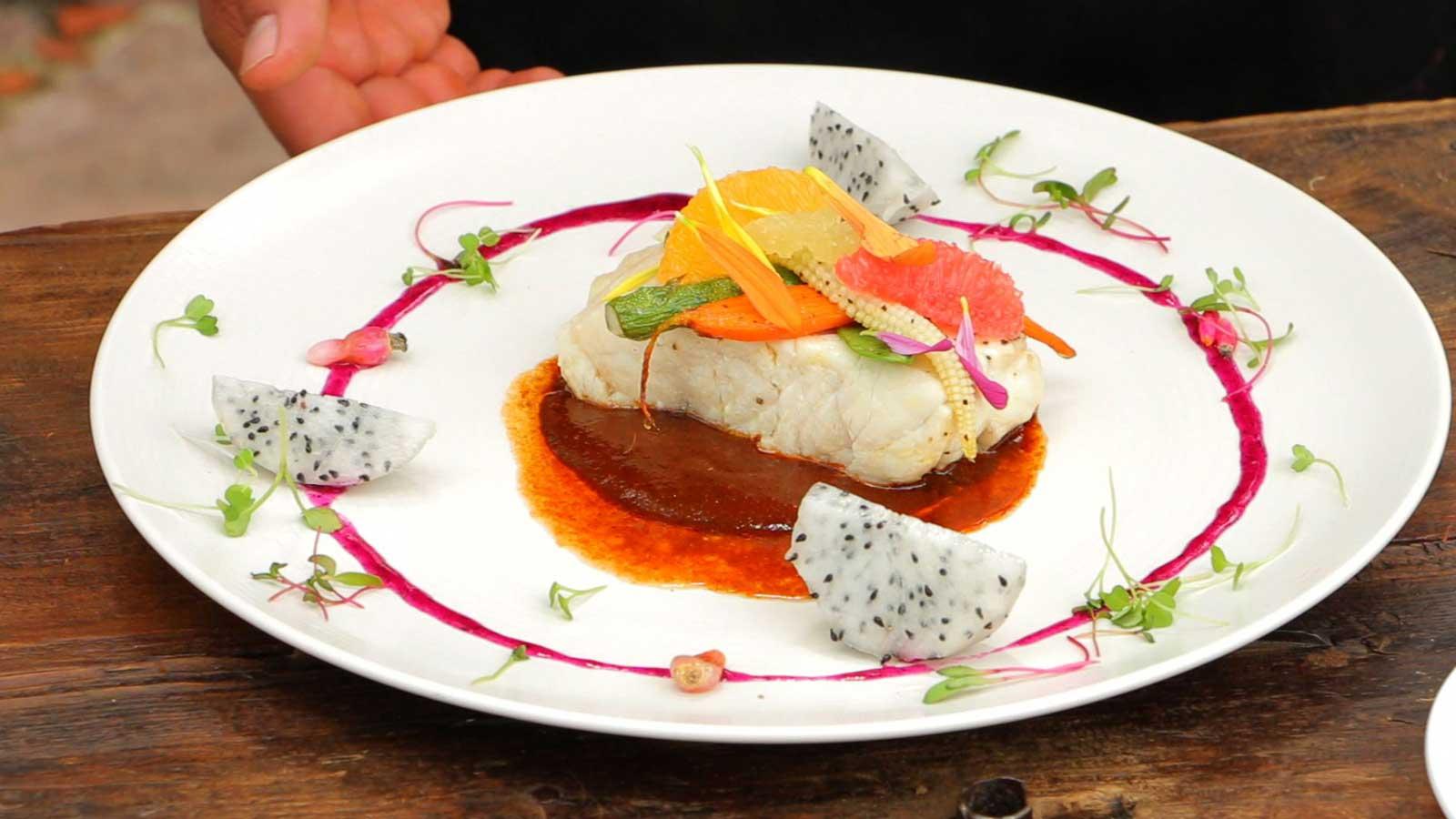R balo en molde de c tricos david quevedo receta for Canal cocina mexicana