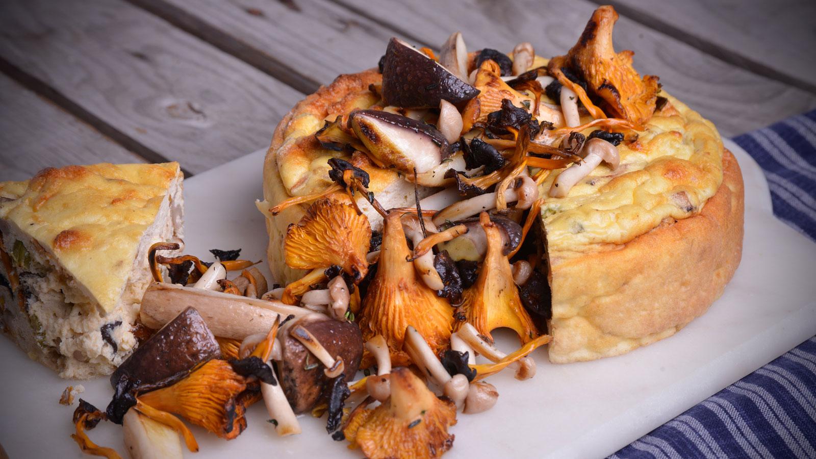 10 recetas con setas f ciles y ricas para cocinar este for Platos faciles de cocinar