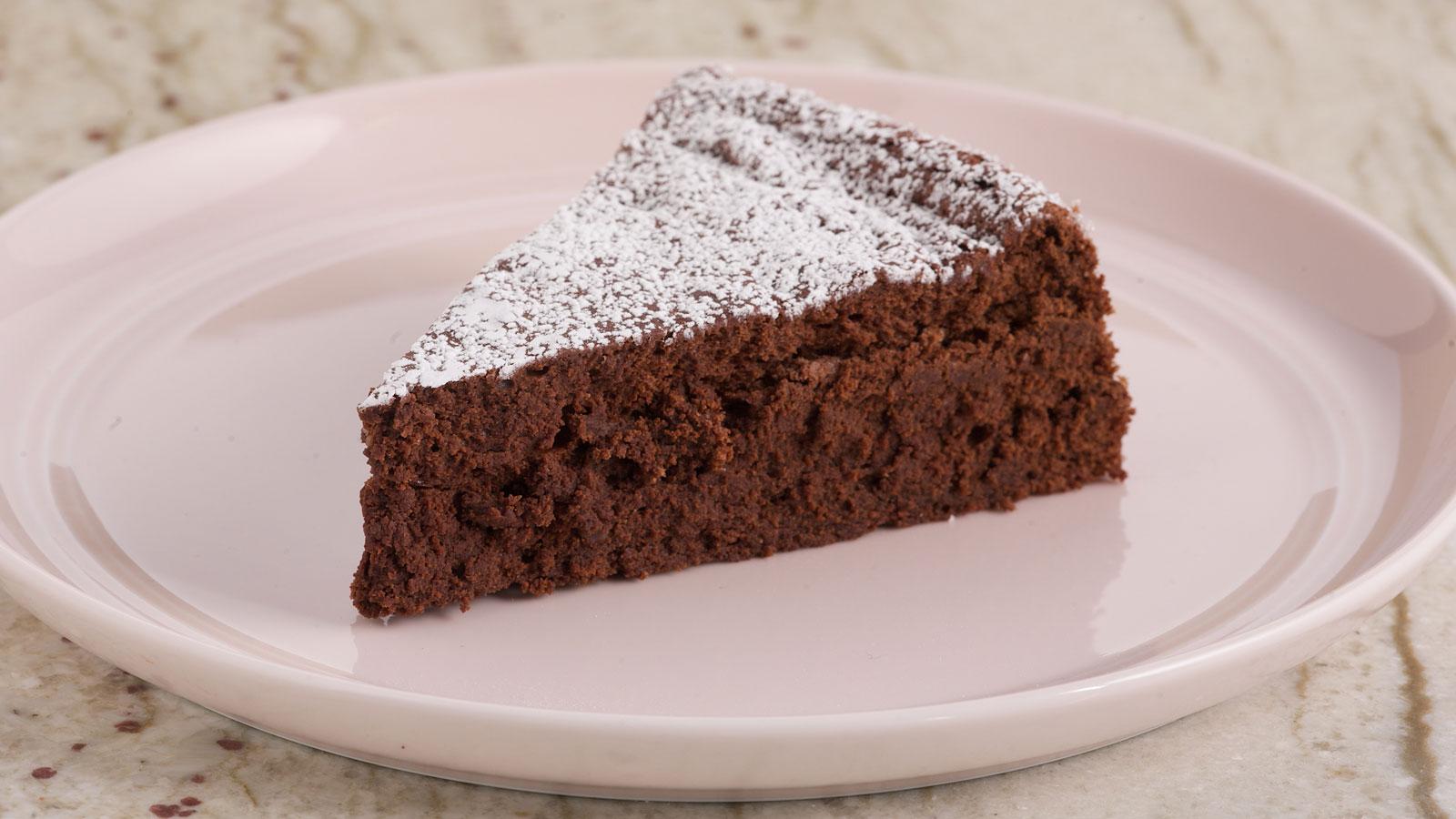 Anna Olson Flourless Chocolate Cake