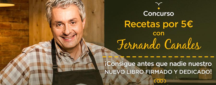 Recetas por 5 euros con fernando canales canal cocina - Cocinas por 2000 euros ...