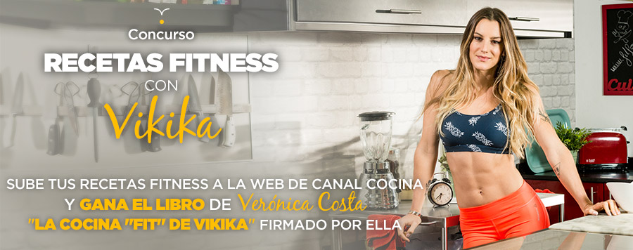 La cocina fitness de vikika canal cocina - La cocina fit de vikika pdf ...