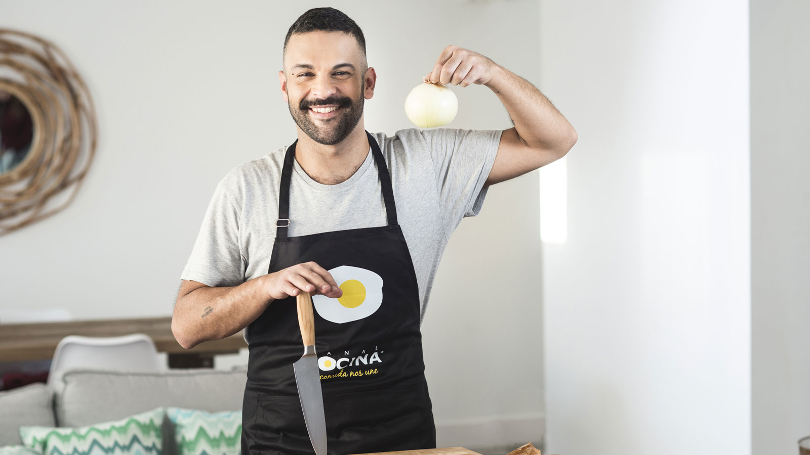 Canal cocina estrena caprichos de gordor una producci n for Canal cocina tapas