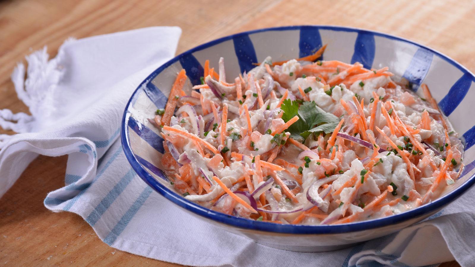 Sopa fr a de pescado elena aymerich receta canal cocina for Canal cocina cocina de familia