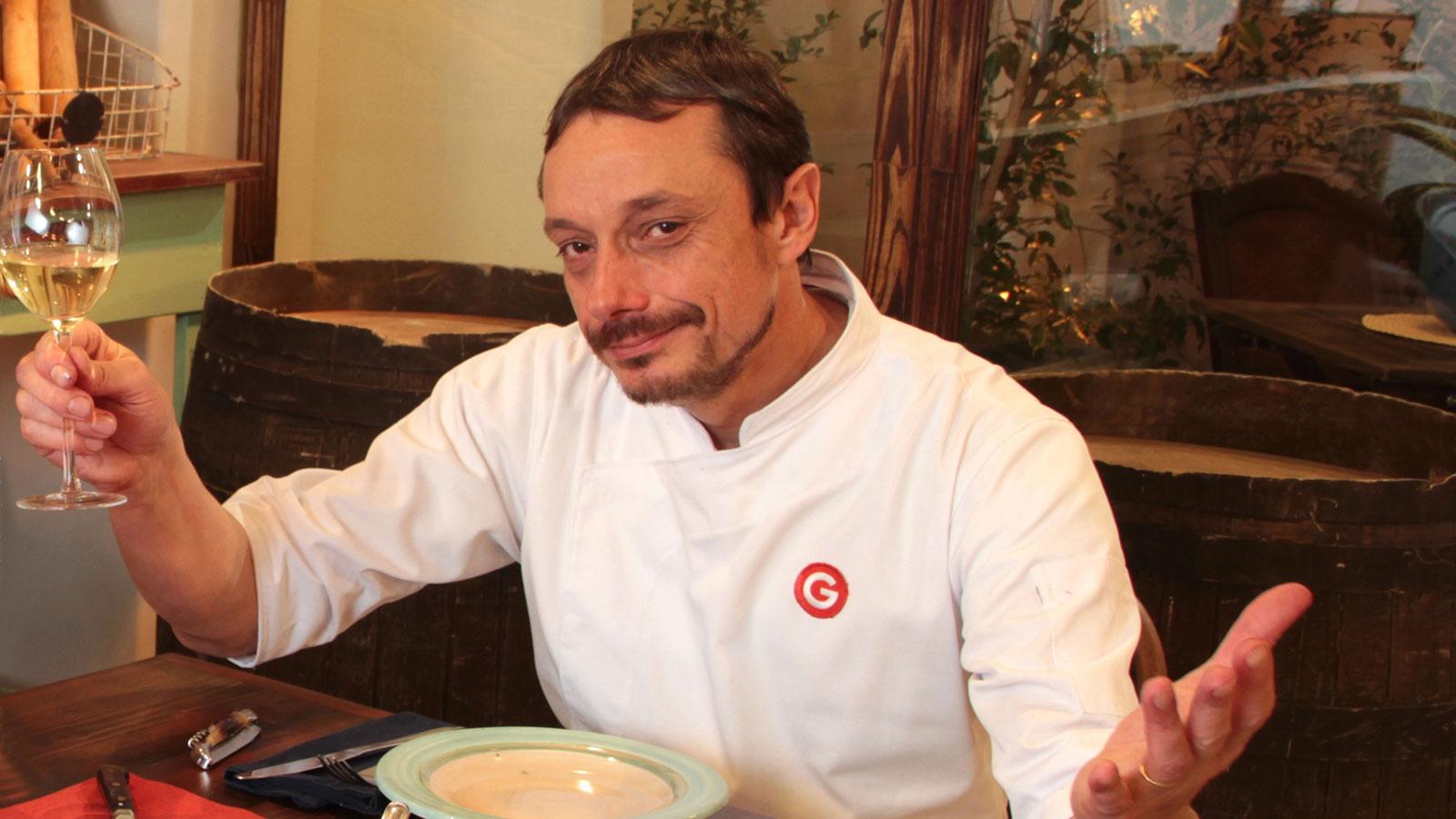Cocina Con Bruno | Mero Con Cebolla Morada Grelos Y Queso Feta Bruno Gillot