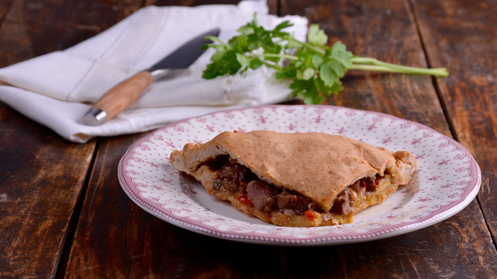 Empanada Gallega De Carne Dolores Valcarcel La Abuela