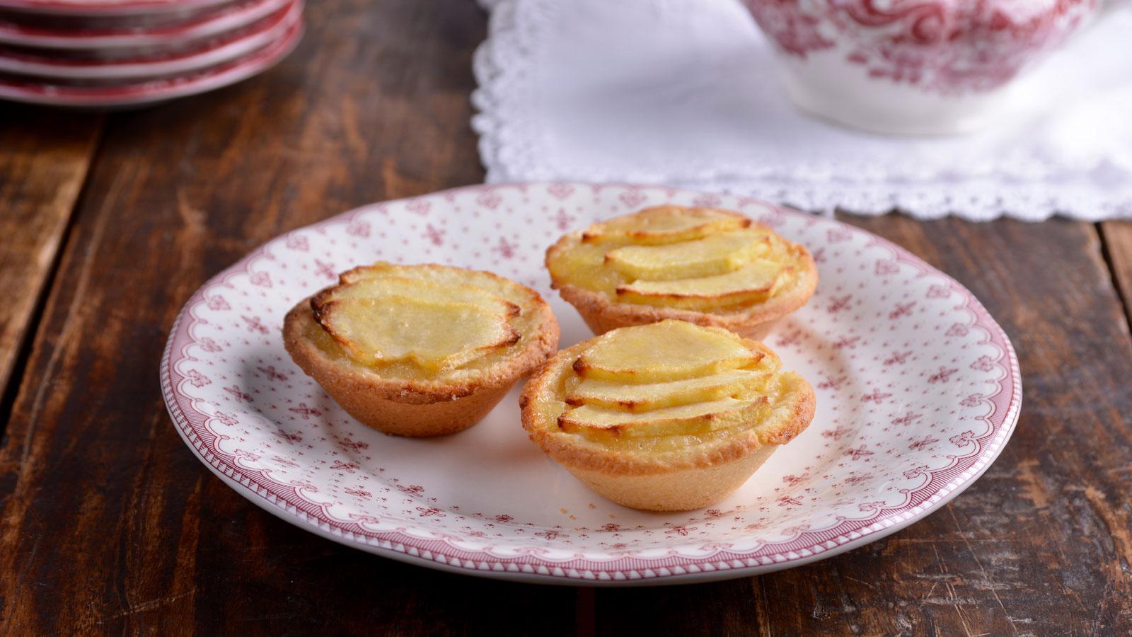 Tartaletas de manzana dolores valc rcel la abuela for Cocina casera de la abuela