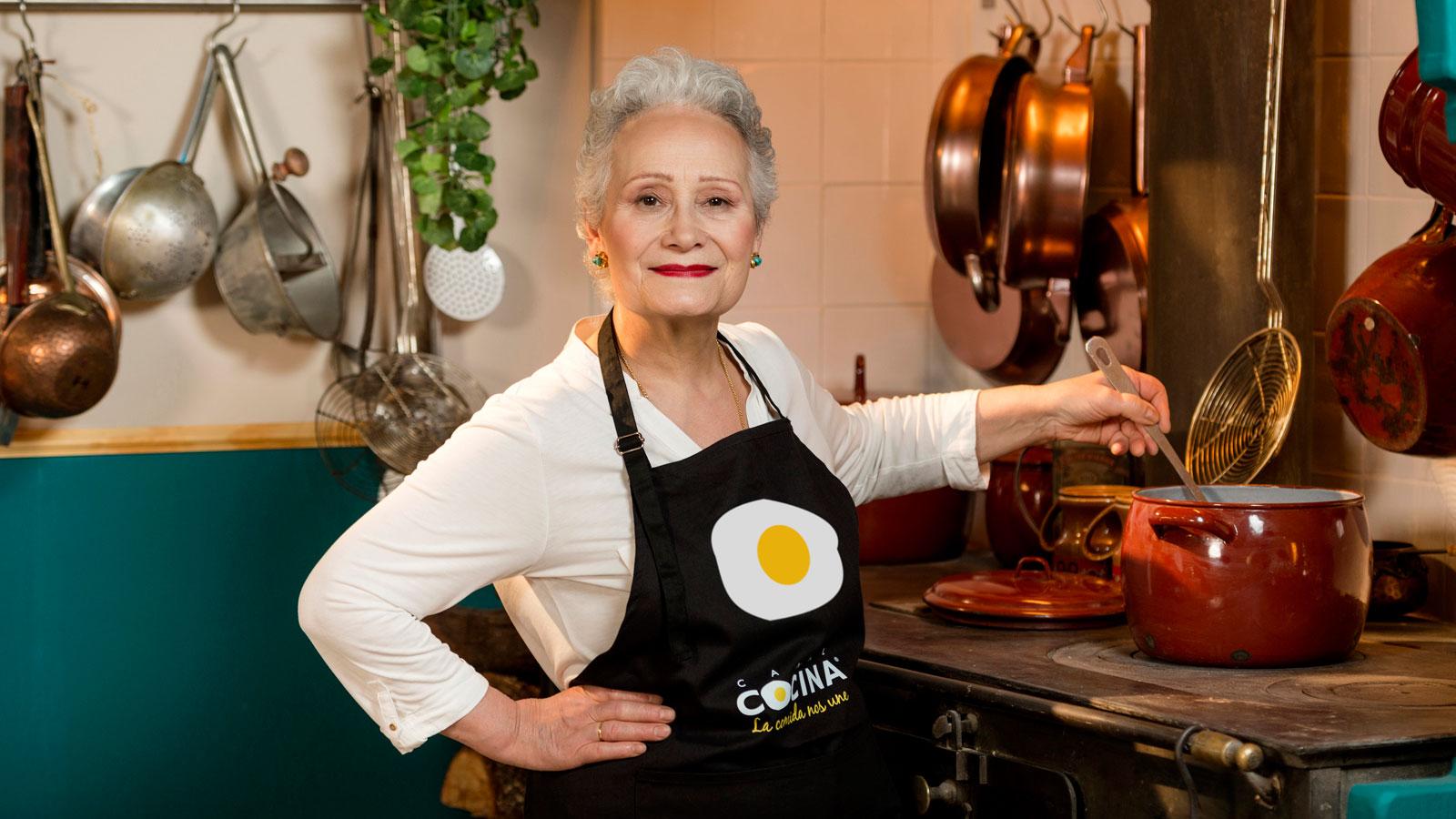 Dolores valc rcel la abuela lolita cocineros canal - La cocina dela abuela ...