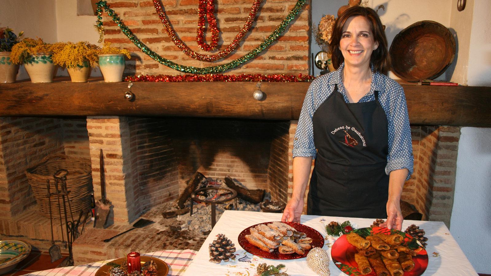 Los fogones tradicionales navidad programas canal cocina - Canal de cocina ...