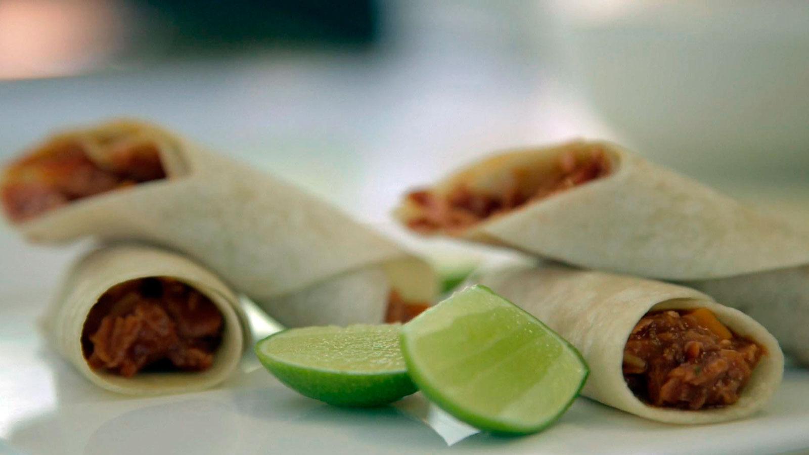 Tacos de marl n canal cocina receta canal cocina for Canal cocina mexicana