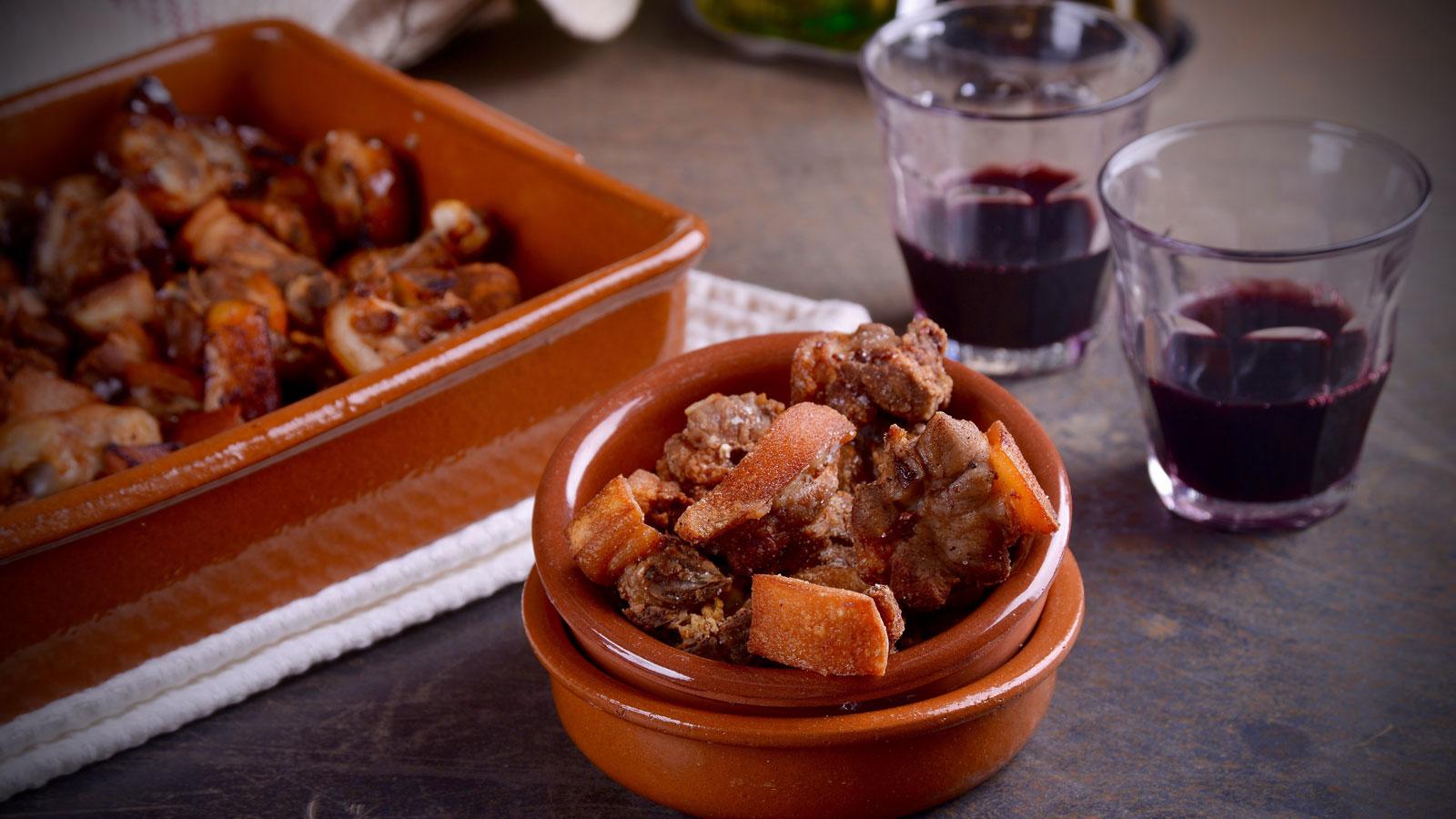 Cochinillo frito hermana mar a jos receta canal cocina - Divinos pucheros maria jose ...