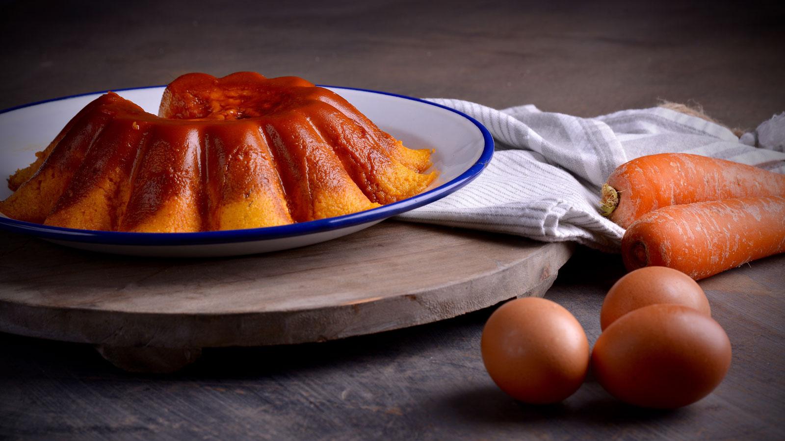 Flan de zanahoria hermana mar a jos receta canal cocina - Divinos pucheros maria jose ...