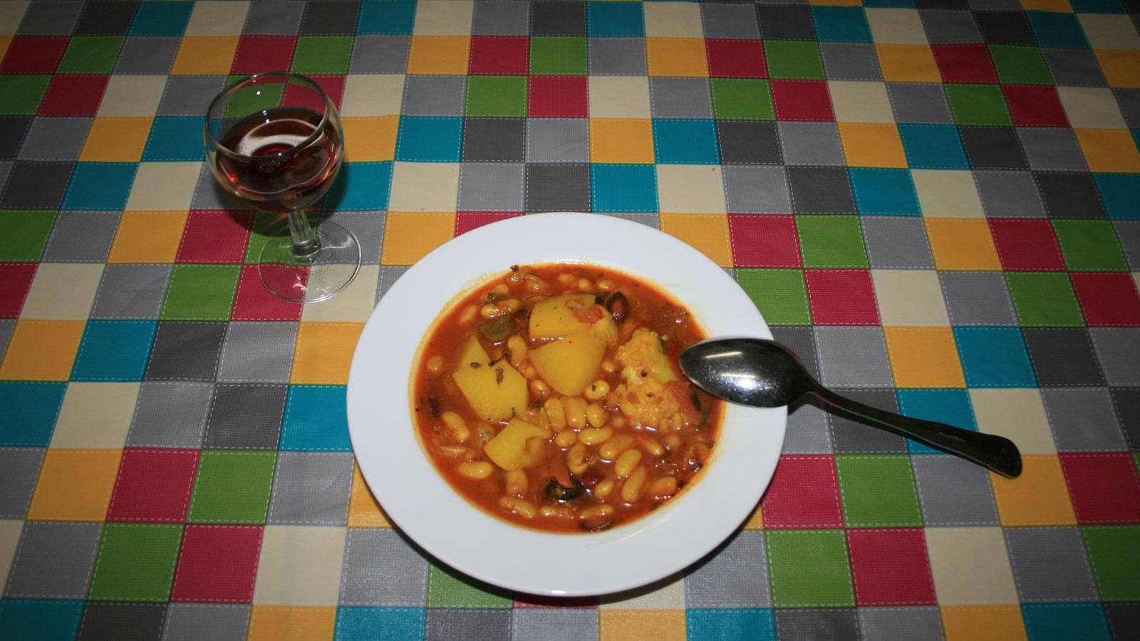 Potaje de nochebuena gitano canal cocina receta - Canal de cocina ...