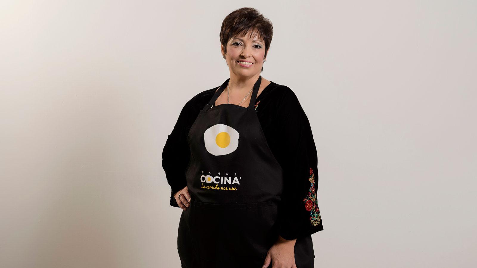 Loli dom nguez cocineros canal cocina for Cocineros de canal cocina