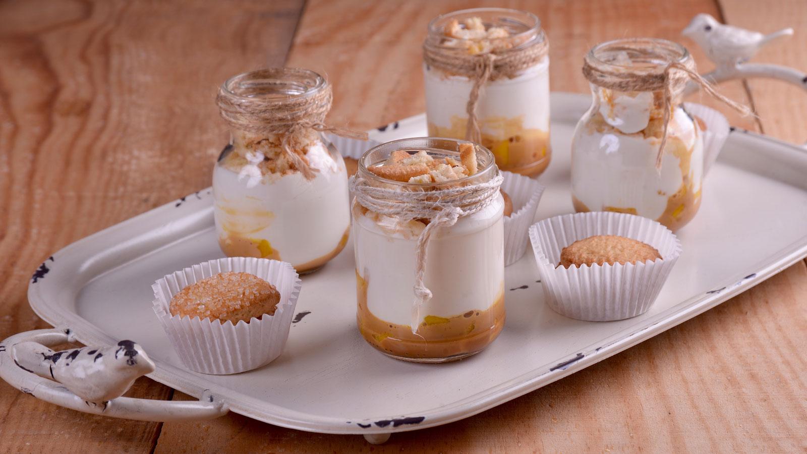 Yogur de mango y crema de caramelo elena aymerich for Canal cocina cocina de familia
