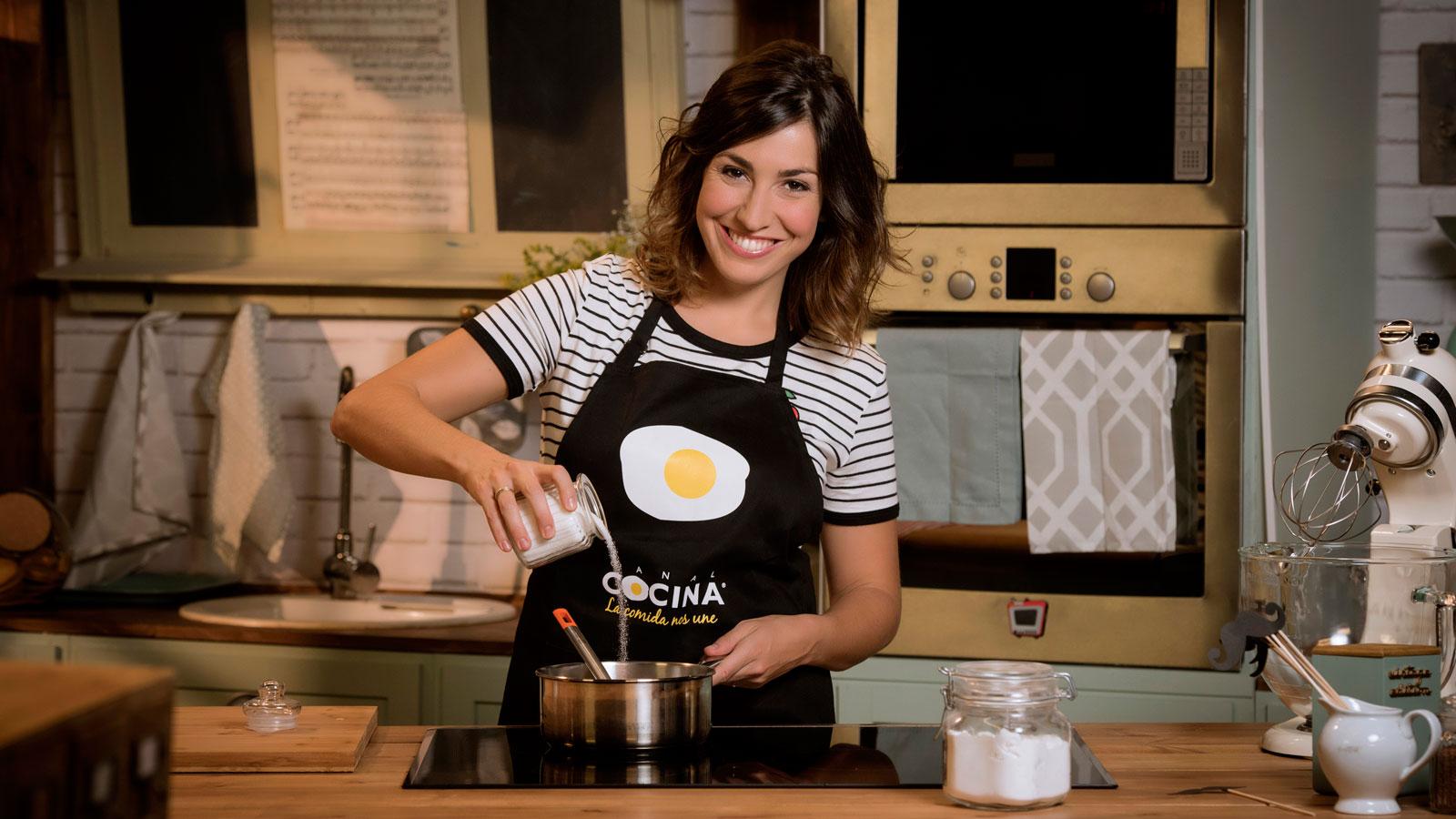 Alma obreg n vuelve a canal cocina con el estreno - Canal de cocina ...