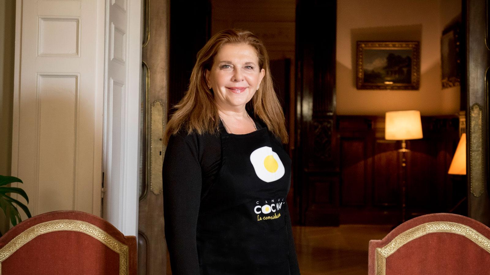 Nicoletta negrini cocineros canal cocina for Cocineros de canal cocina