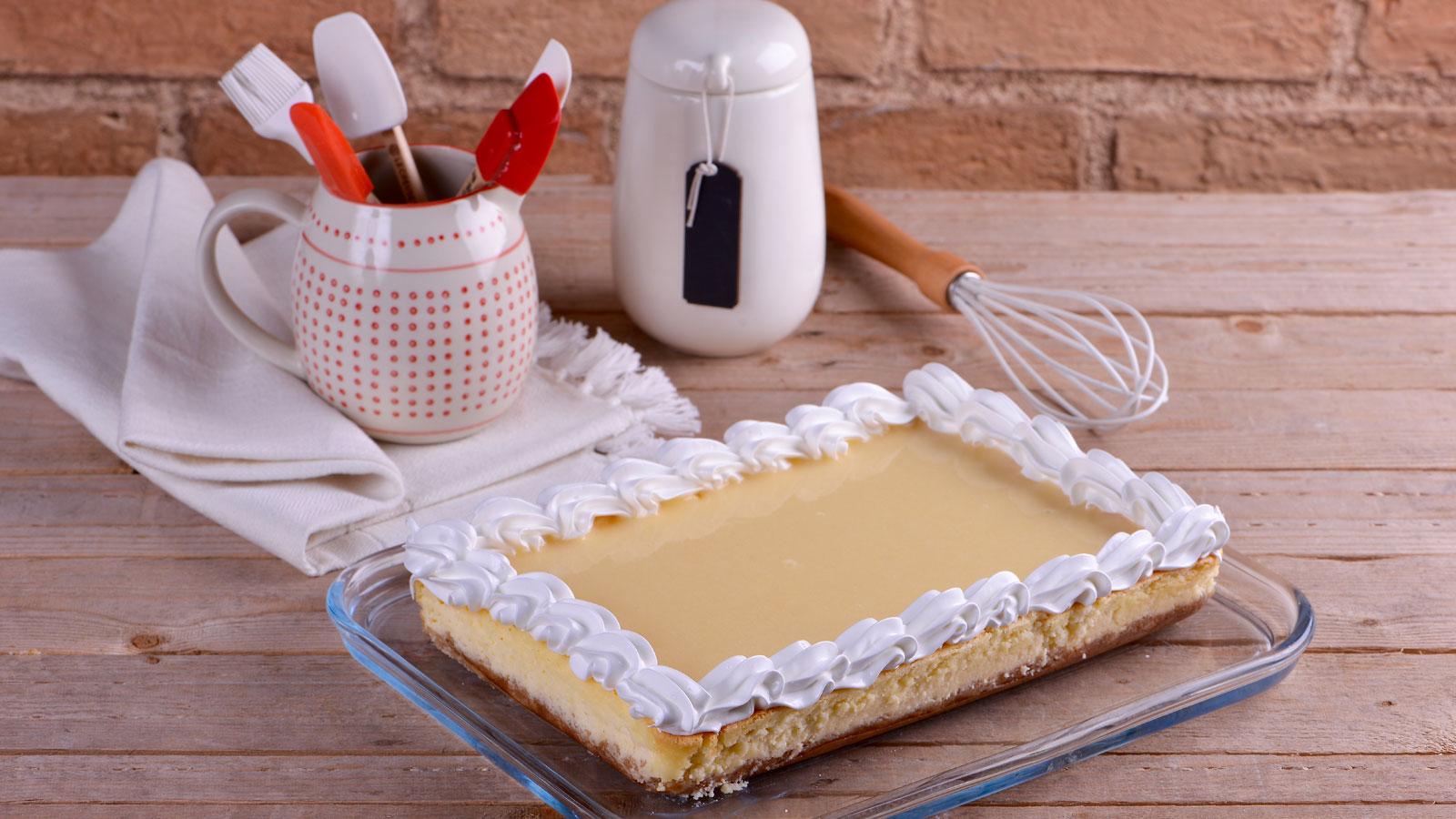 Cheesecake de lim n y merengue alma obreg n receta for Canal cocina alma obregon