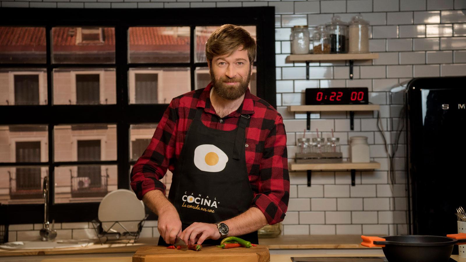Julius julio bienert cocineros canal cocina for Cocineros de canal cocina