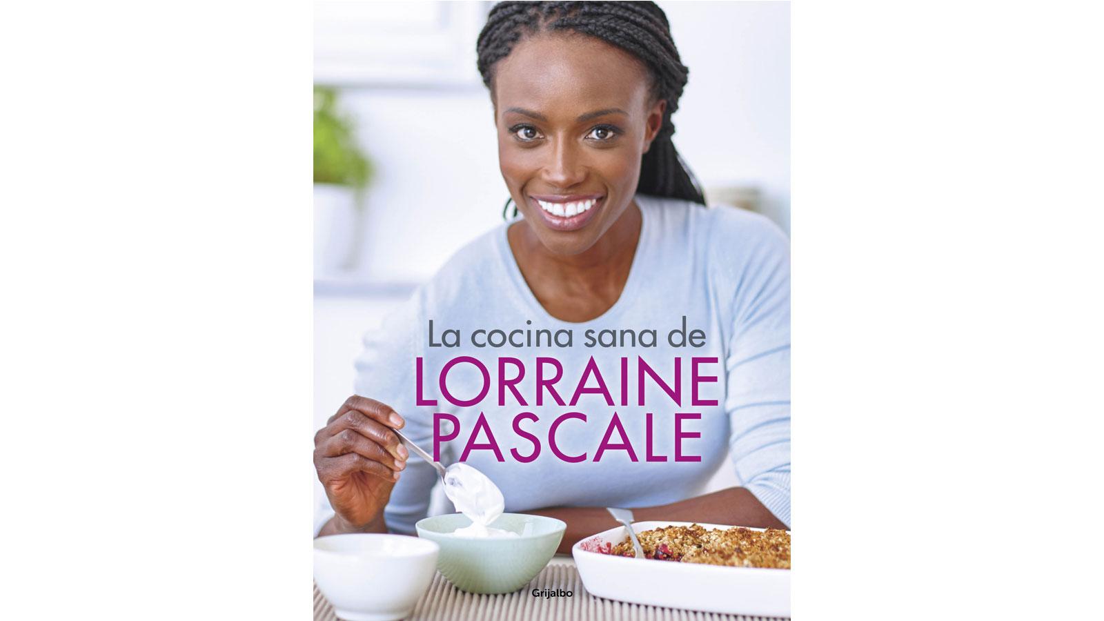 La chef de canal cocina lorraine pascale publica la cocina for Canal cocina cocina de familia