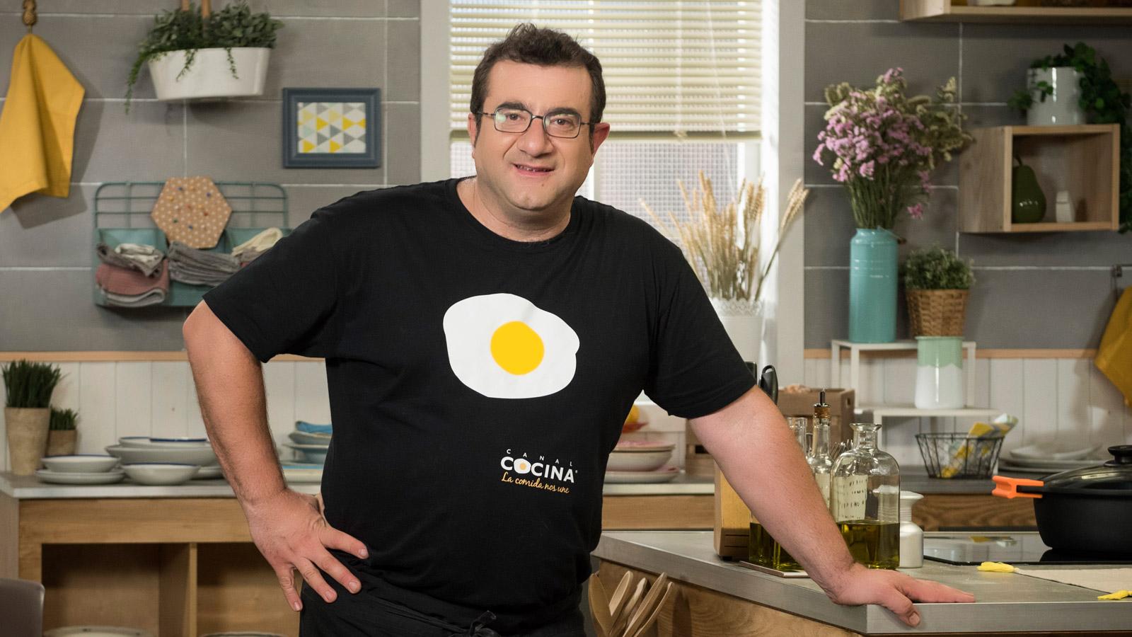 Sergio fern ndez cocineros canal cocina for Cocineros de canal cocina