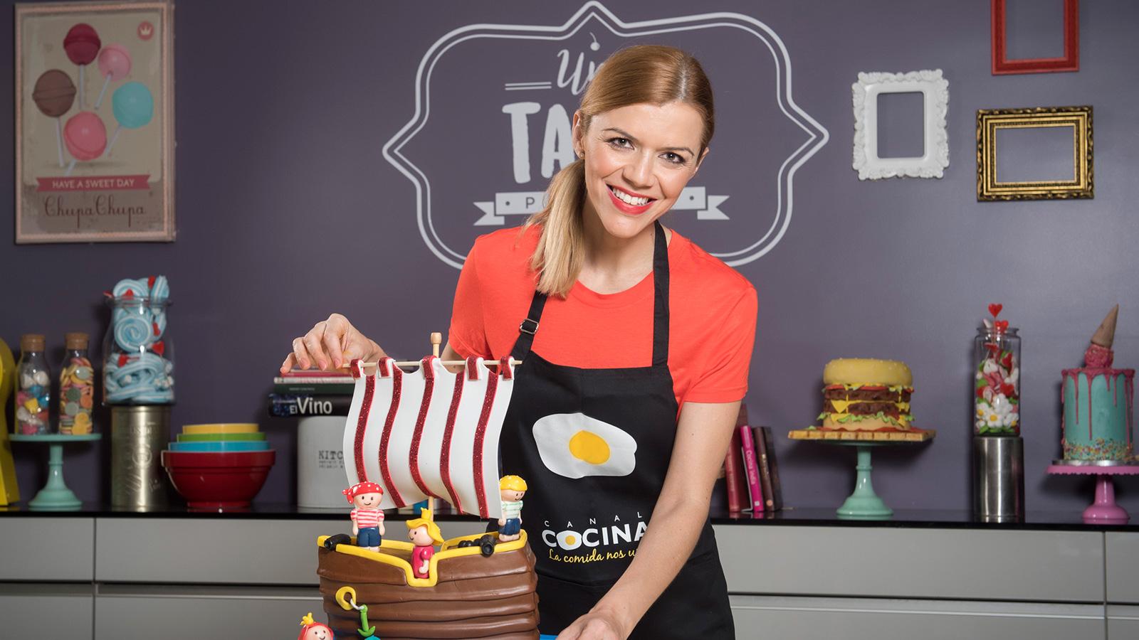 Jessica d niz cocineros canal cocina for Cocineros de canal cocina