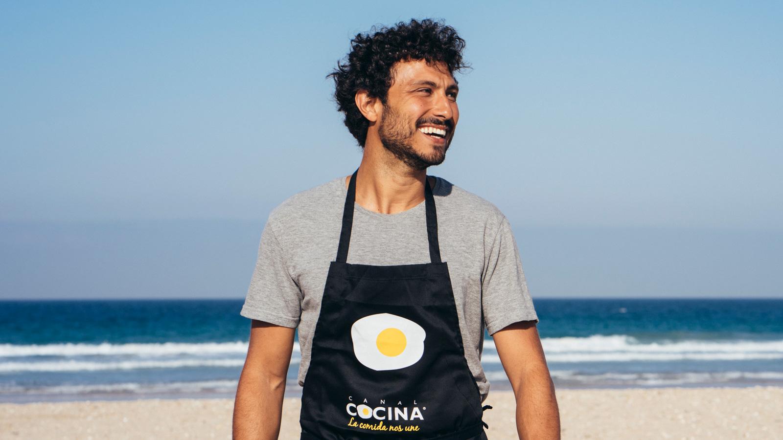 Jose fuentes cocineros canal cocina for Chema de isidro canal cocina