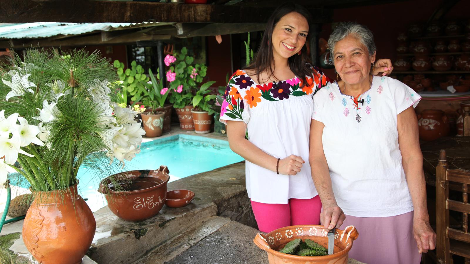 Las mejores recetas y video recetas de cocina cocineros y for Canal cocina mexicana
