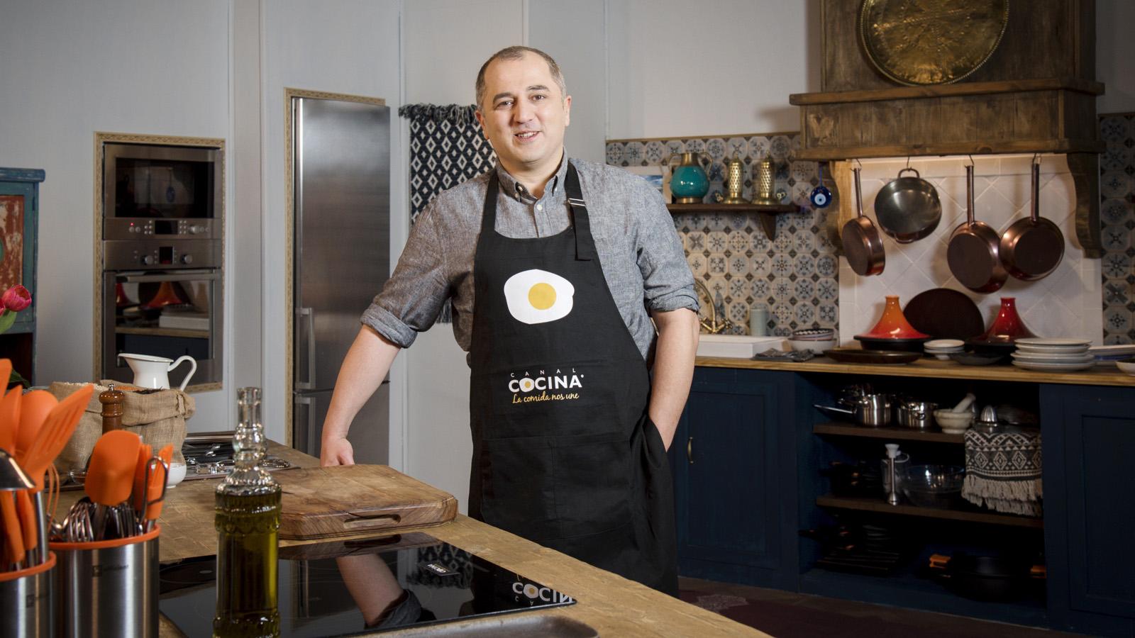 Tayfun altinbas cocineros canal cocina - Canal cocina cocineros ...