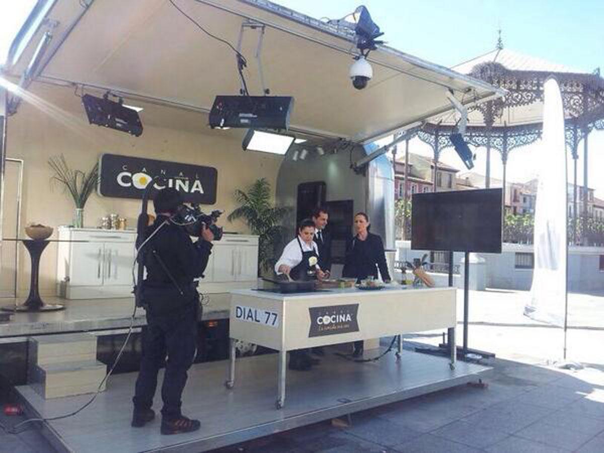 Alcal de henares ganadores del concurso cocina sobre for Canal cocina concursos