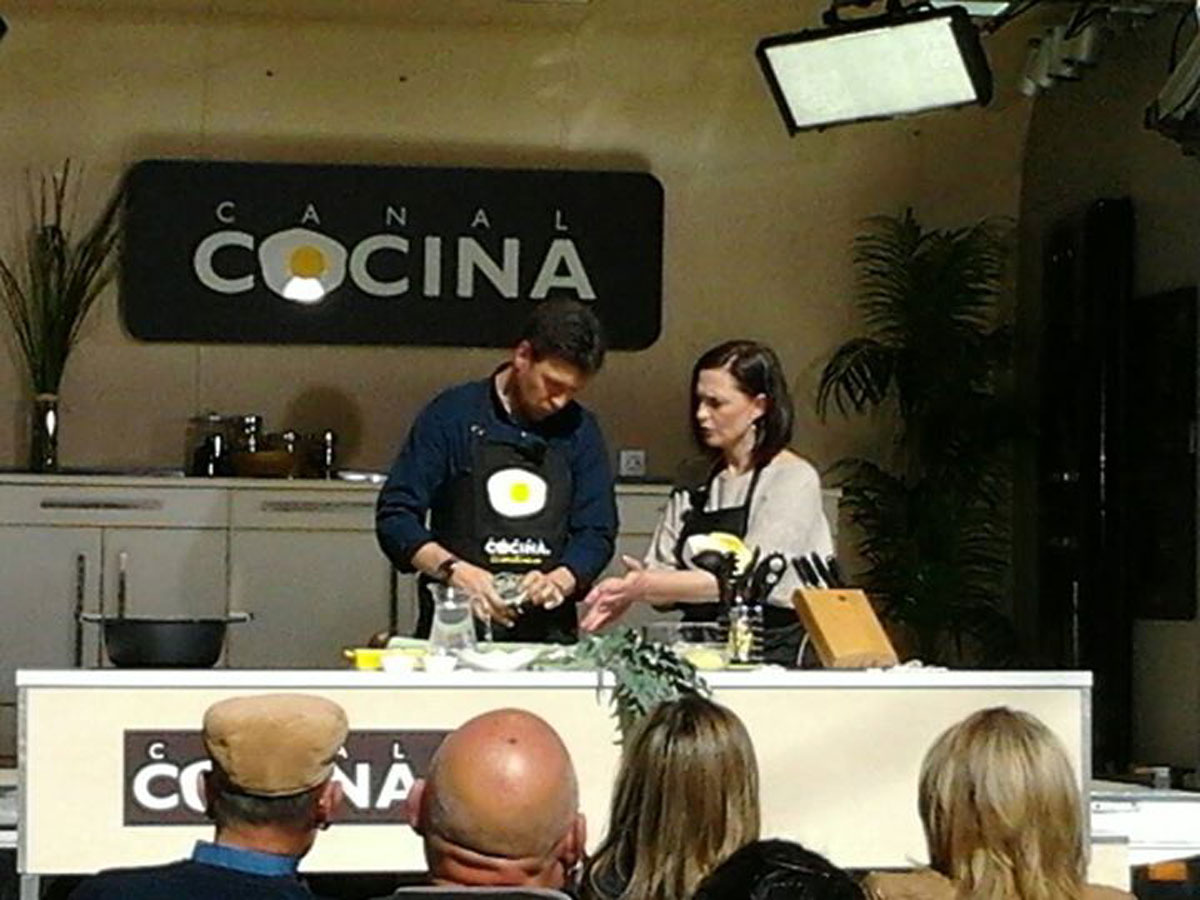 Alhama de murcia ganadores del concurso cocina sobre for Canal cocina concursos
