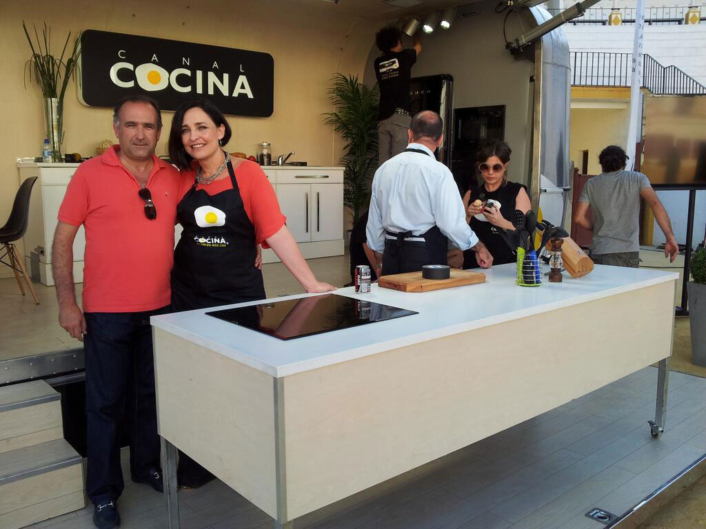 Antequera ganadores del concurso cocina sobre ruedas - Concurso de cocina ...