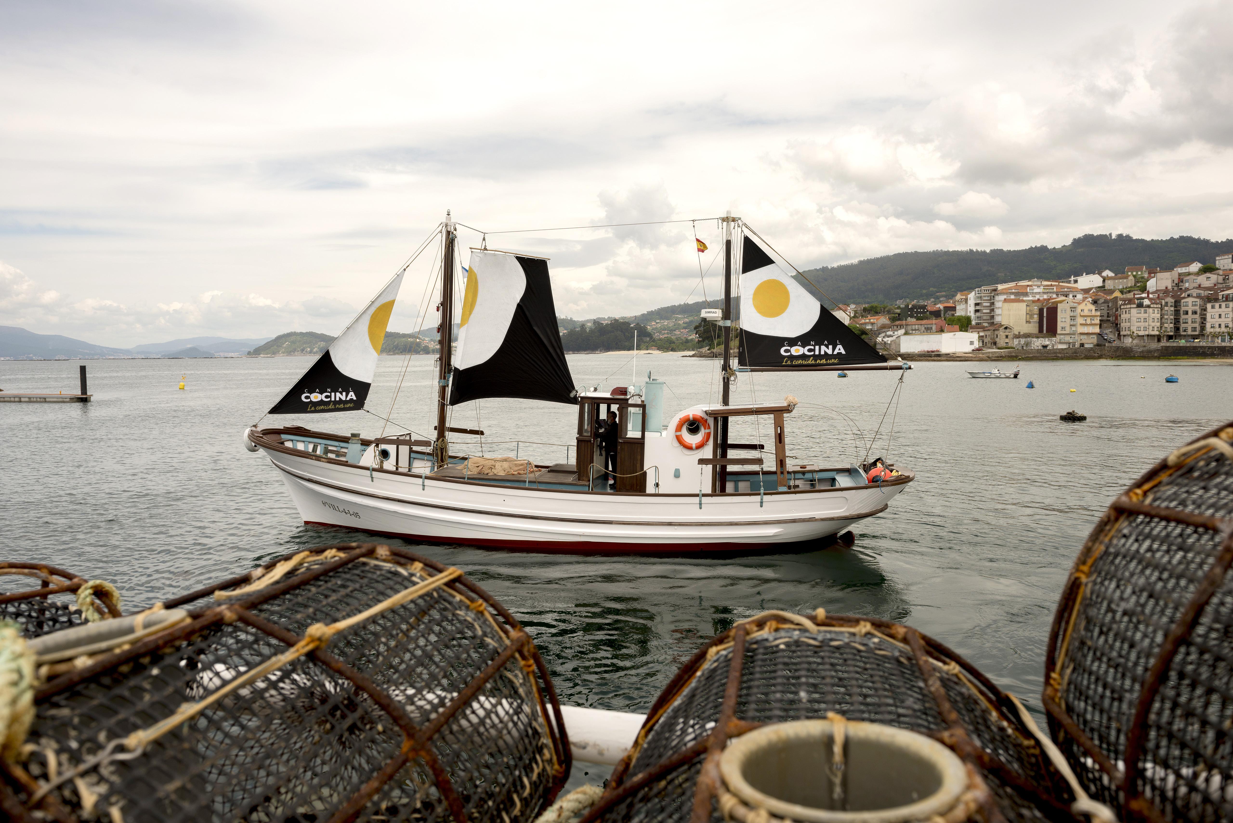 Las costas gallegas protagonizan los nuevos episodios de - Canal de cocina ...