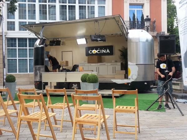 Logro o ganadores del concurso cocina sobre ruedas for Canal cocina concursos
