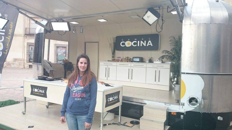 Medinaceli ganadores del concurso cocina sobre ruedas for Canal cocina concursos