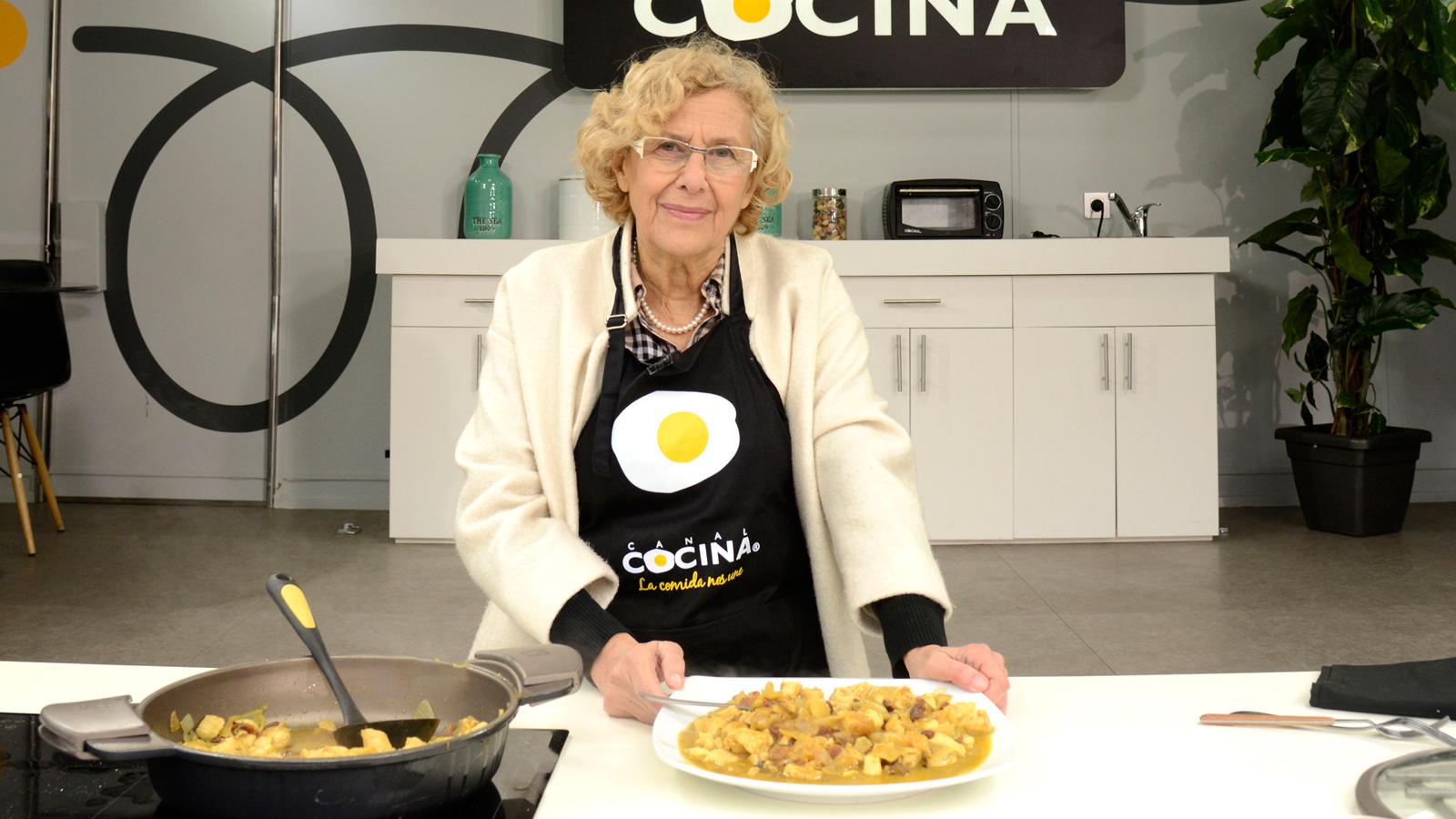 Pollo al curry bego a tormo receta canal cocina for Canal cocina cocina de familia