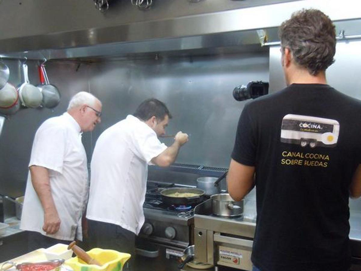 Pe scola ganadores del concurso cocina sobre ruedas for Canal cocina concursos
