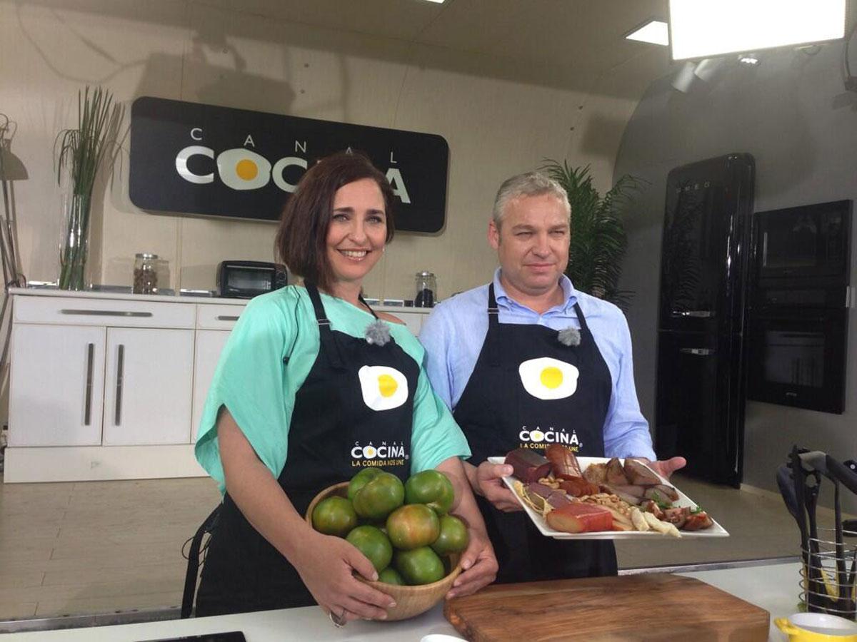 Mazarr n ganadores del concurso cocina sobre ruedas for Canal cocina concursos
