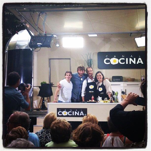 Vitoria ganadores del concurso cocina sobre ruedas for Canal cocina concursos