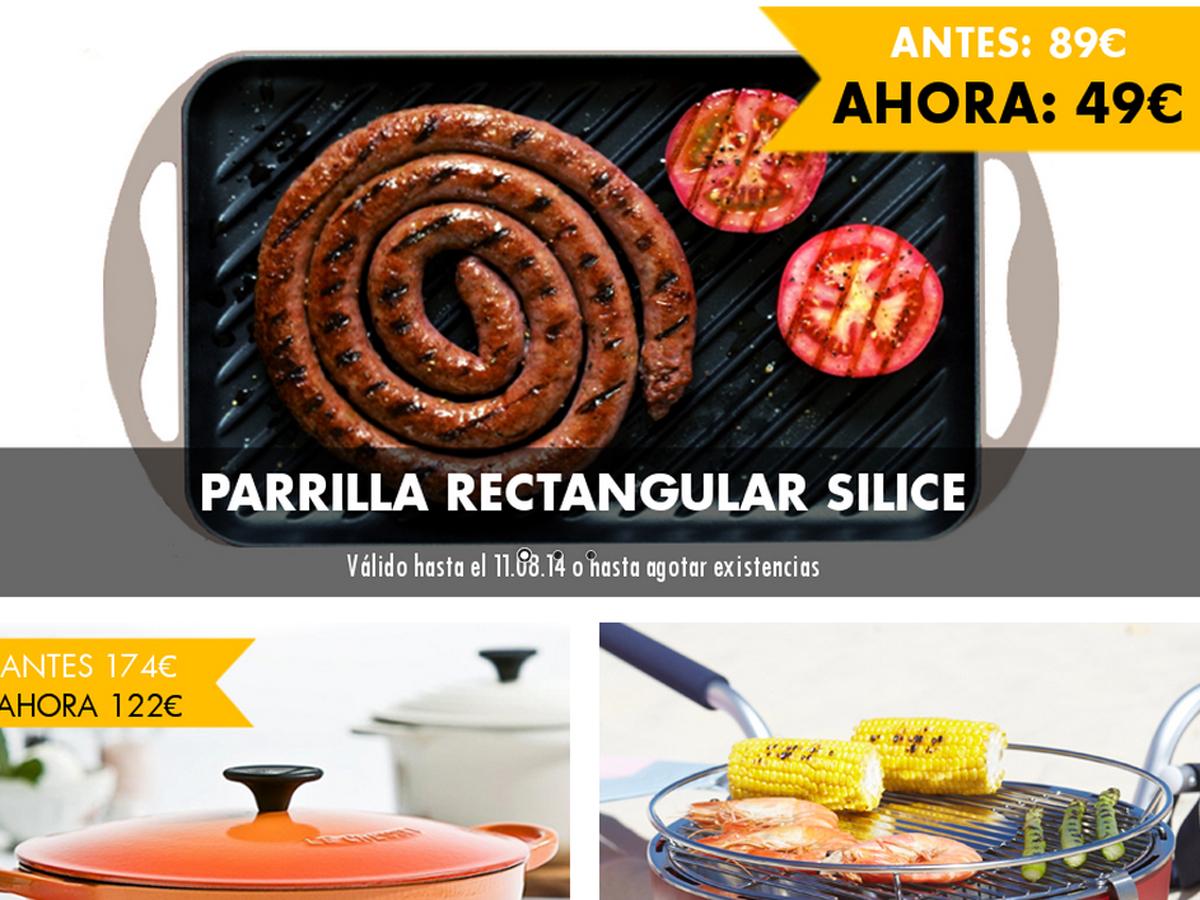 Los productos del mes de agosto de la tienda de canal for Productos para cocina
