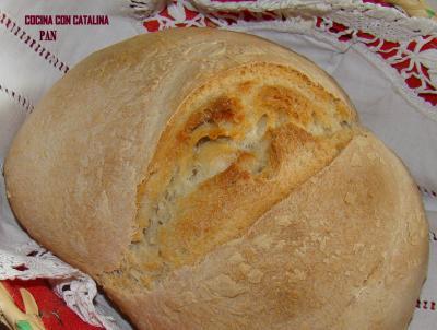 Pan hecho con masa madre casera niny receta canal cocina - Cocina casera a domicilio ...