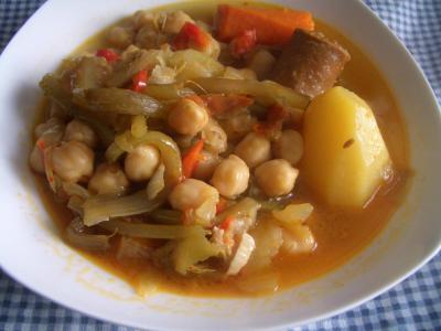 Come verdura de temporada la tagarnina - La cocina de cometelo ...