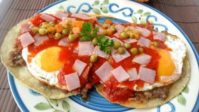 Huevos motule os noemx receta canal cocina for Canal cocina mexicana