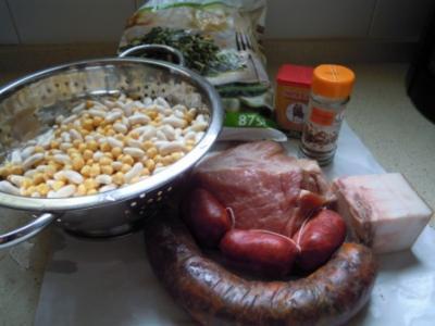 Berza andaluza lola43 receta canal cocina - Cocina casera a domicilio ...