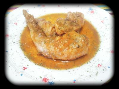 Cocinar Conejo Guisado | Conejo Guisado Al Vino Blanco Dorletamtz Receta Canal Cocina