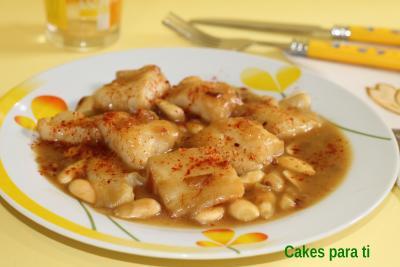 Como Cocinar Panga | Panga Con Salsa De Almendras Cakesparati Receta Canal Cocina