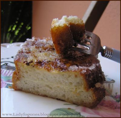 Recetas Con Nata De Cocinar | Torrijas Con Crema De Nata Lady Fogones Receta Canal Cocina