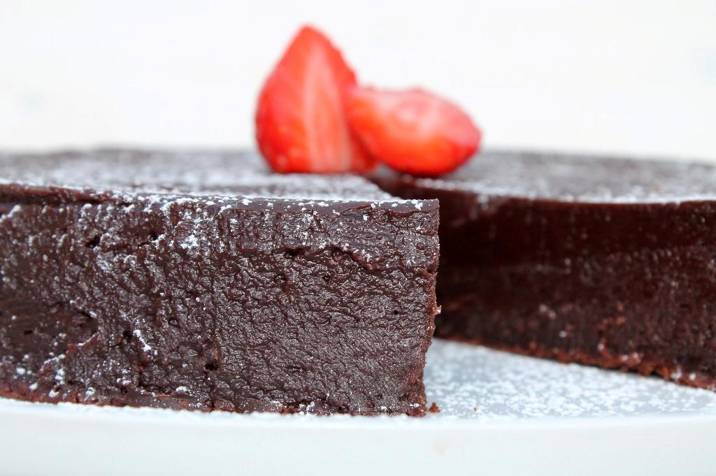 La Tarta De Chocolate Mas Buena Del Mundo