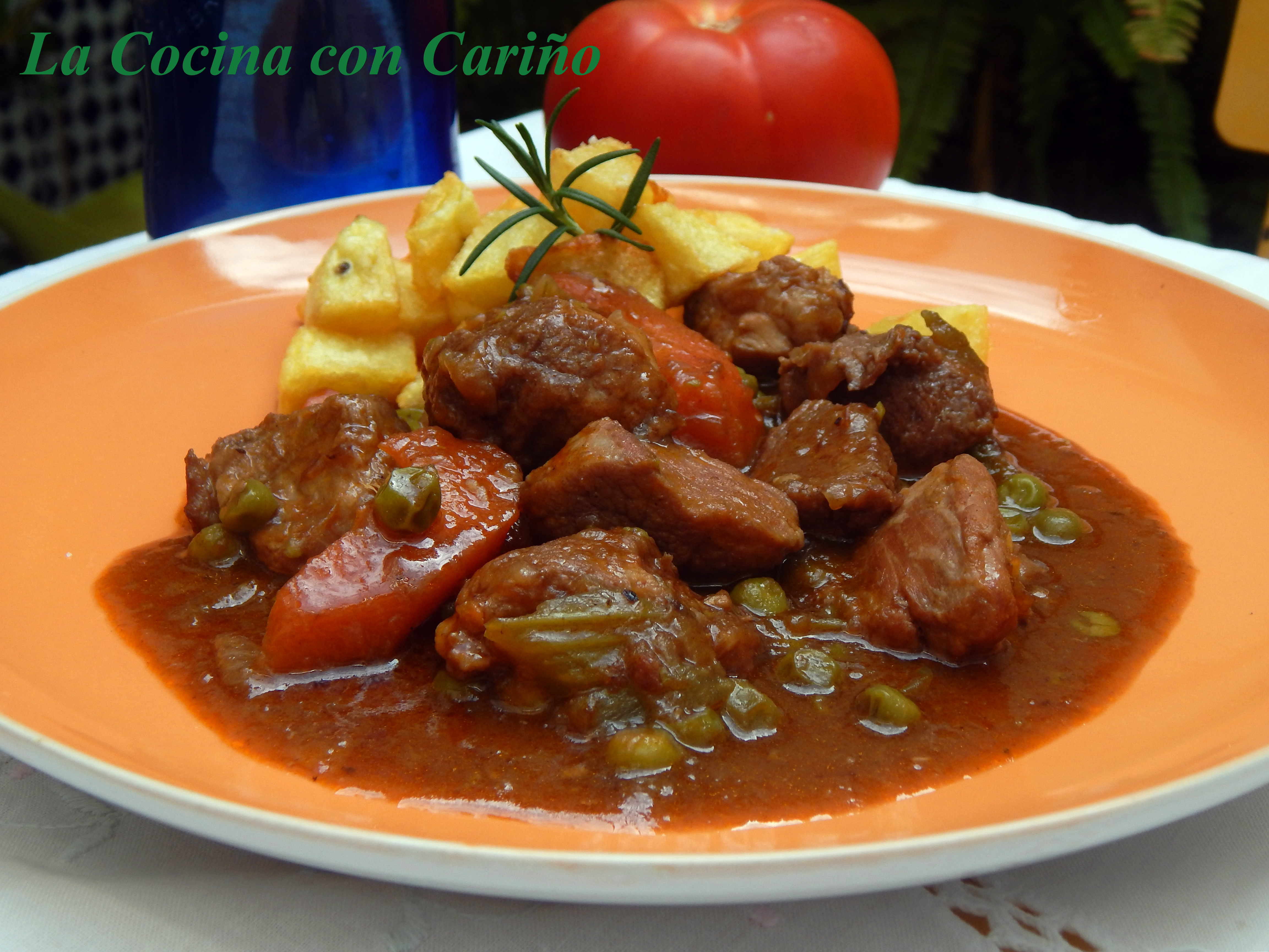 Estofado irland s de cerdo molinillo receta canal cocina - Guiso de carne de cerdo ...