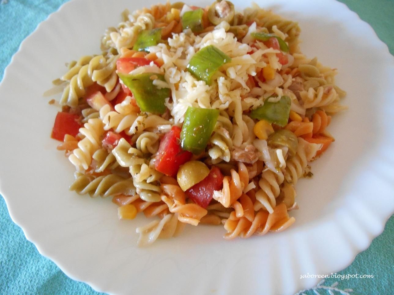 Recetas de cocina pasta con atun