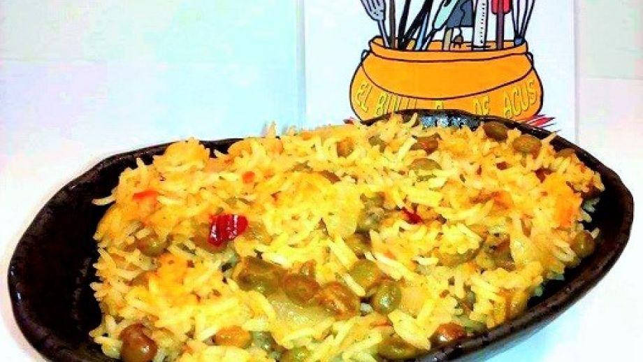 Arroz a la mexicana elbullirdeagus receta canal cocina for Canal cocina mexicana